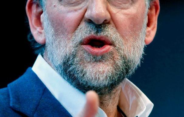 """Rajoy dice que el PP no puede apoyar las """"malas políticas"""" del Gobierno"""