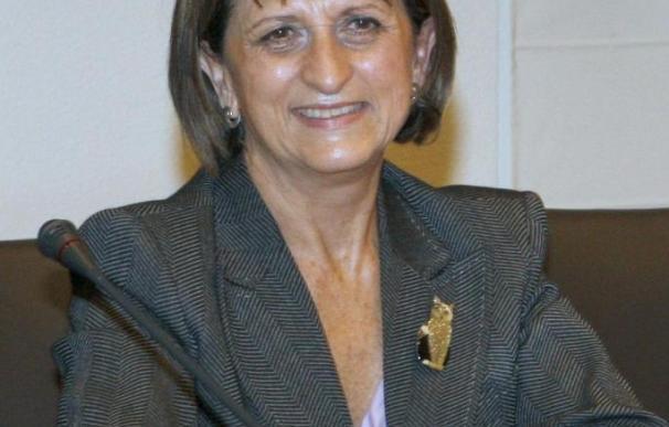 Gomis abandona la secretaría de la Función Pública y será sustituida por Rumí