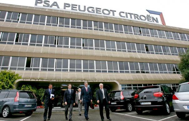 Citroën confirma a los sindicatos que el descenso de la producción conllevará despidos