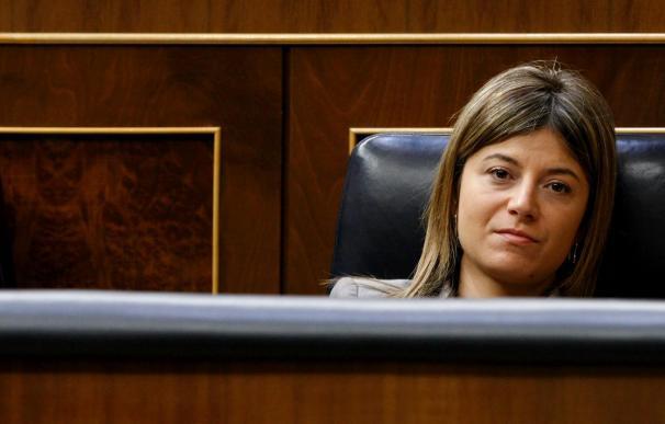 Aído recuerda que el gasto social se incrementó un 58% con el gobierno del PSOE