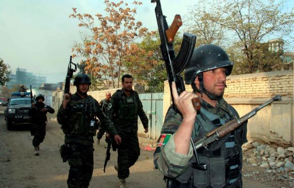 Nueve muertos y 18 heridos en dos ataques suicidas en el centro de Kabul