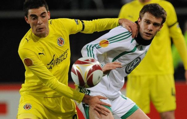 El Villarreal recibió por primera vez cuatro goles en Europa