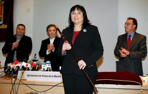 La ex segunda teniente de alcalde, del PP, dimite como concejal del ayuntamiento de Polop