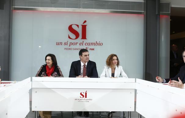 """PSOE aprobará una reforma fiscal en 6 meses, un """"recargo"""" para pensiones en un año y en 4 meses, el ingreso mínimo vital"""