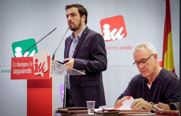 Los militantes de IU deciden desde este jueves el nuevo liderazgo de la organización, con Garzón como favorito