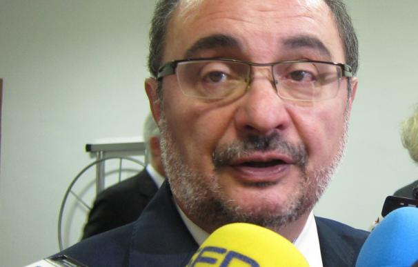 """Lambán, escéptico sobre un posible acuerdo de gobernabilidad con ZEC, cree que ayuntamientos del cambio """"han fracasado"""""""