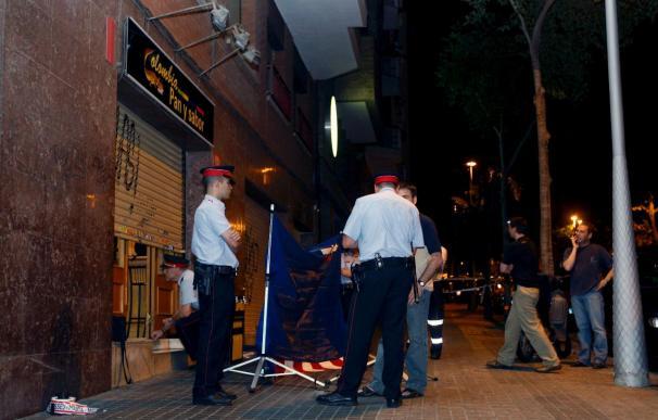 Dos Mossos d'Esquadra heridos en un tiroteo en Barcelona