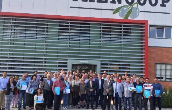 Jaencoop reconoce a sus agricultores por la obtención de Prólogo, distinguido como 'Jaén Selección 2016'