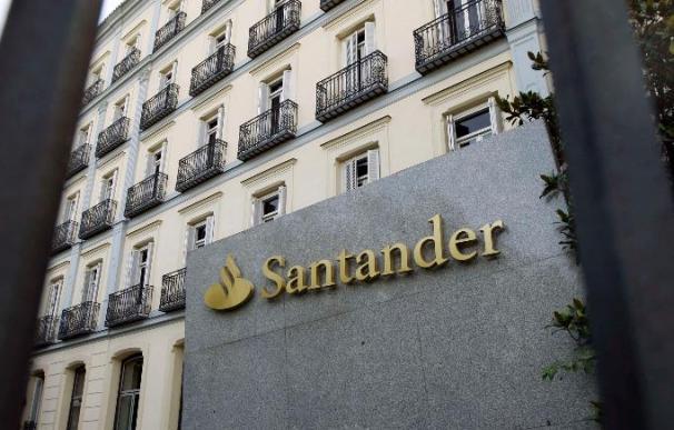 Santander destinará 1.092 millones de dólares para recomprar bonos perpetuos