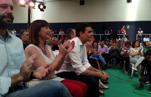"""Pedro Sánchez: """"La gran coalición ha sido la de Rajoy e Iglesias contra el cambio"""""""