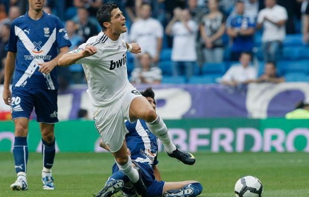 """El Real Madrid se reencuentra con su """"isla maldita"""" y un Tenerife luchador"""
