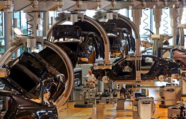 Volkswagen ganó un 80,6% menos en 2009 con un beneficio de 911 millones
