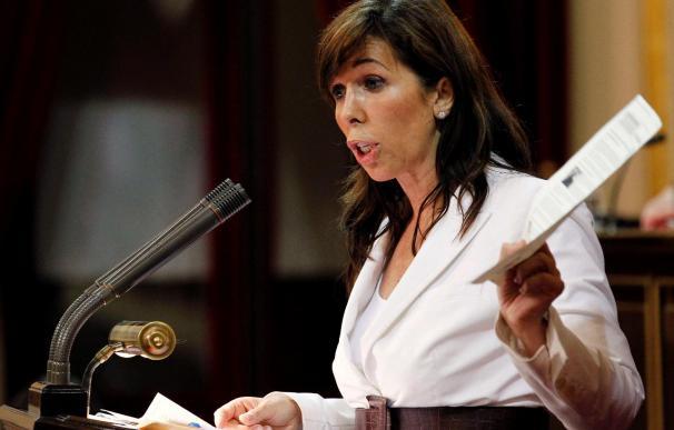 Camacho apoya uso el de lenguas cooficiales en la Comisión General del Senado
