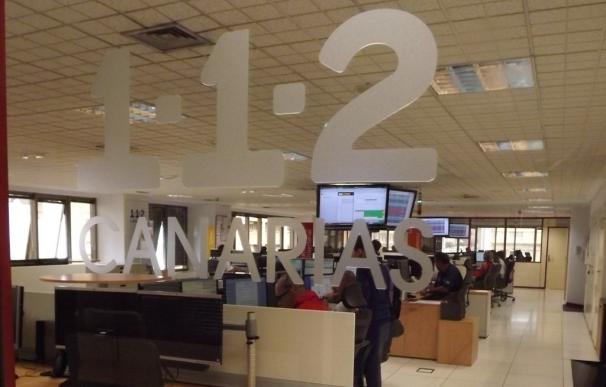 El 112 Canarias atiende a más de siete millones de personas en sus 18 años de historia