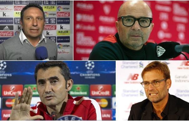 Valverde, Sampaoli o Eusebio encabezan la lista de sustitutos de Luis Enrique en el Barcelona