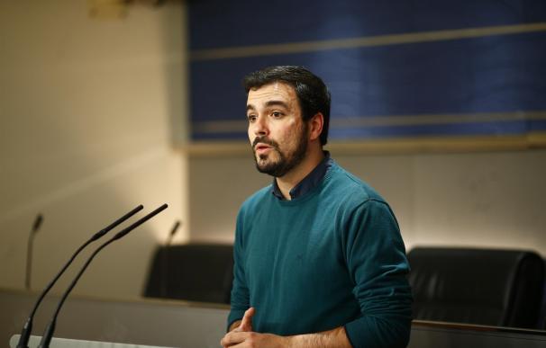 """Garzón ve """"hipócrita"""" que González diga defender Derechos Humanos en Venezuela mientras negocia con genocidas"""