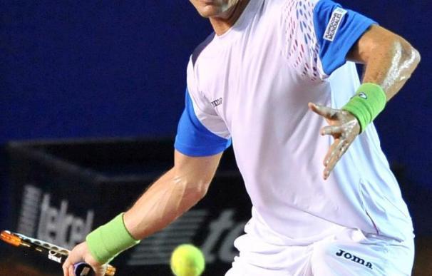 Juan Carlos Ferrero vence a Nicolás Almagro, defensor del título de Acapulco