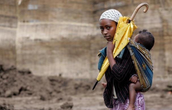 Millones de civiles acosados por violencia indiscriminada, olvidados en 2009