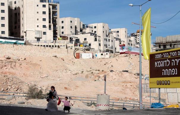 Israel planea construir unas 600 viviendas más en Jerusalén Este, dice un diario