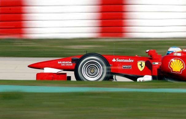 """Alonso dice que no tiene """"ninguna preocupación"""" con vistas al primer Gran Premio"""