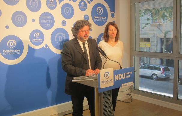 Demòcrates descarta participar en las elecciones y pide votar a CDC o ERC