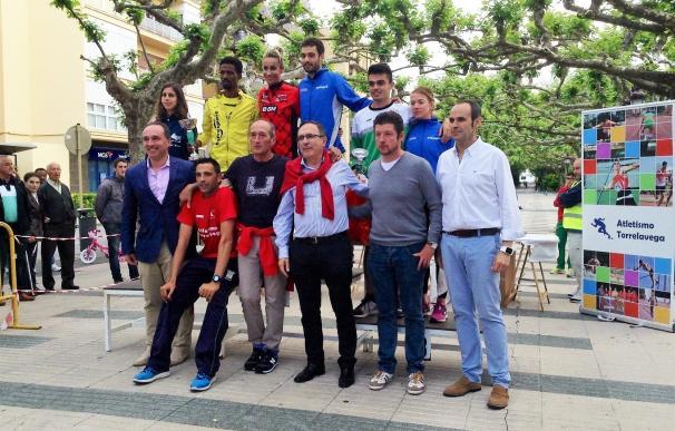 Victoria de Iván Sainz y Zulema Fuentes-Pila y homenaje a Jaime Asensio en la III Milla Urbana