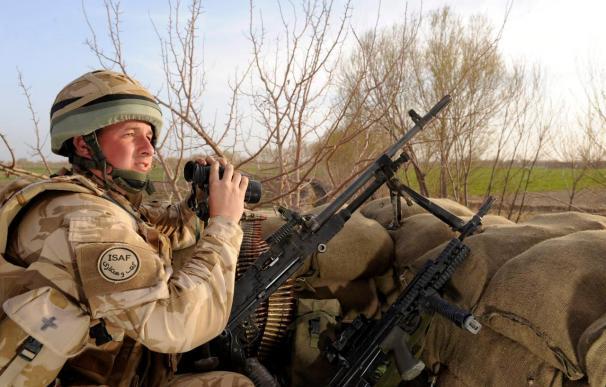 La OTAN admite que el cohete que mató a 12 civiles en Helmand no erró el objetivo