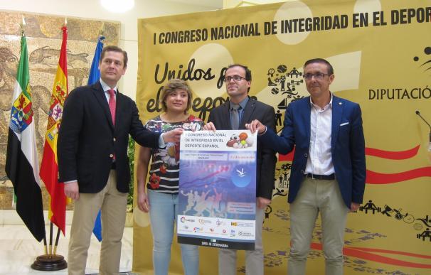 Un congreso nacional abordará en Badajoz la lucha contra amaños de competiciones deportivas