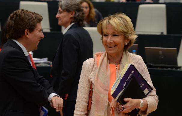 """Aguirre acusa al Gobierno de Ahora Madrid de tratar con """"desprecio"""" a los promotores de inversión privada"""