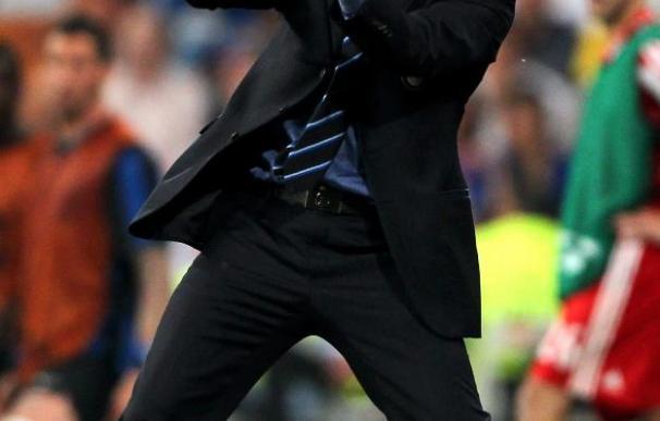 Mourinho se reunirá hoy con Moratti, según un diario