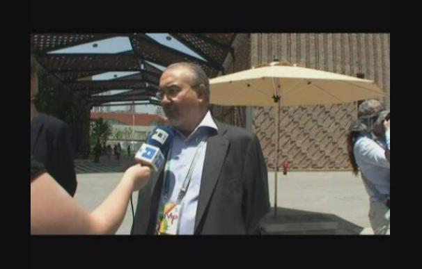 """Solbes dice que España ofrece a futuro """"estupendas posibilidades"""" de cooperar con China"""