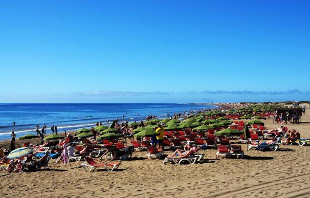 Canarias, la que más turistas internacionales recibe con 4,5 millones hasta abril, un 11,3% más