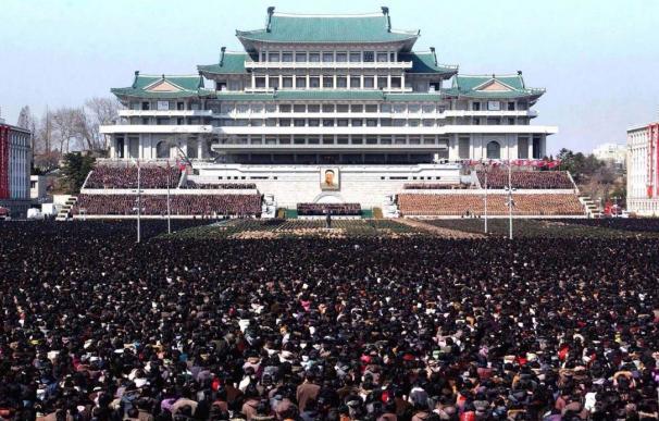 Comienzan en Pyongyang los actos del aniversario de la muerte de Kim Jong-il