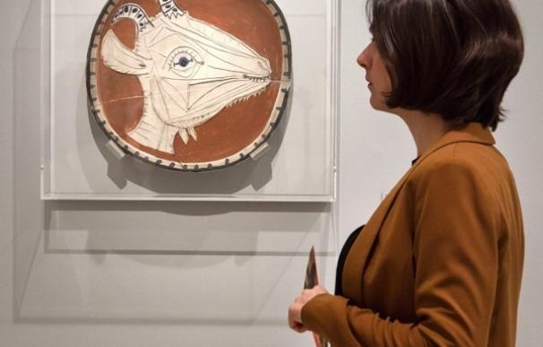 Salvador Haro hablará sobre Picasso y la cerámica a través de la exposición 'Juego de Ojos'