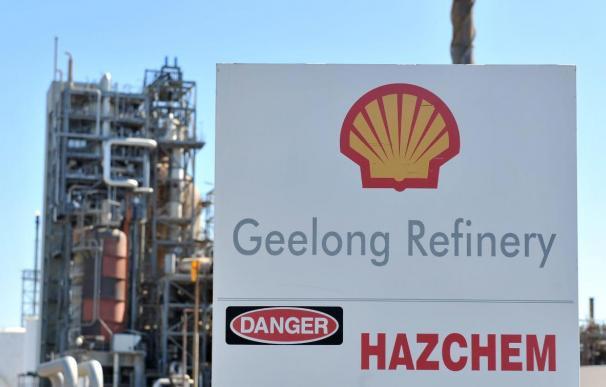 El beneficio neto de Royal Dutch Shell cae el 1 por ciento en mitad del año