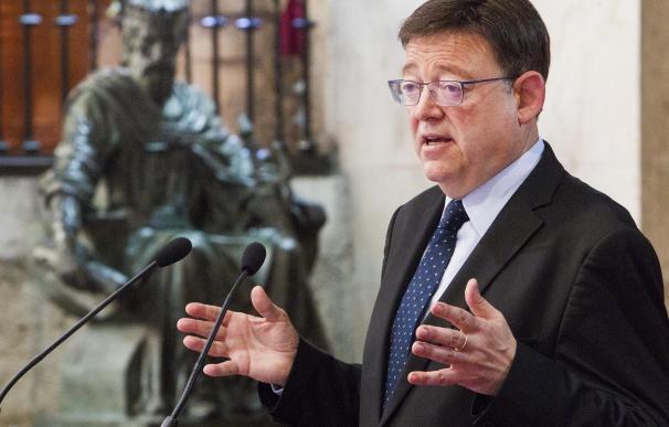 """Puig cree que Montoro actúa como """"la peor troika"""" y pide a Rajoy una cumbre de presidentes de CCAA"""