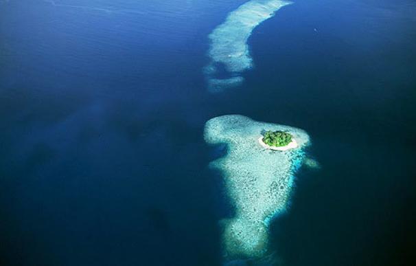 La subida del nivel del Mar ha hundido cinco islas del Pacífico desde 1947
