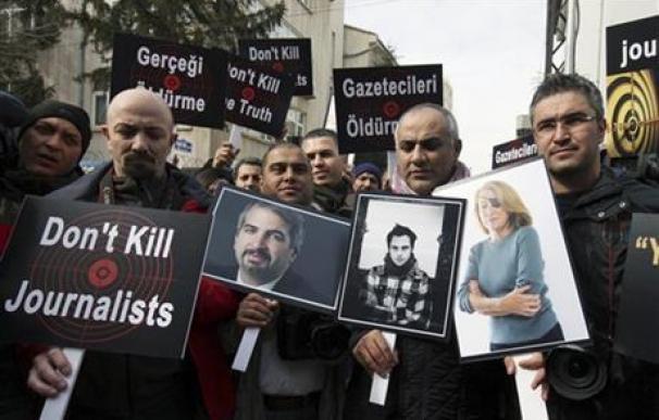 Más de una decena de periodistas y cooperantes españoles han sido secuestrados desde el año 2011