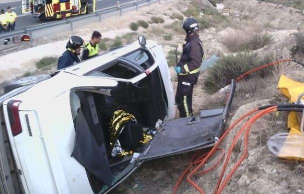 El 20% de los accidentes laborales mortales se produce en la carretera