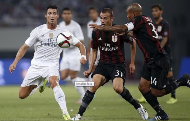 El Real Madrid gana al Milan en lospenaltis y sigue imbatido