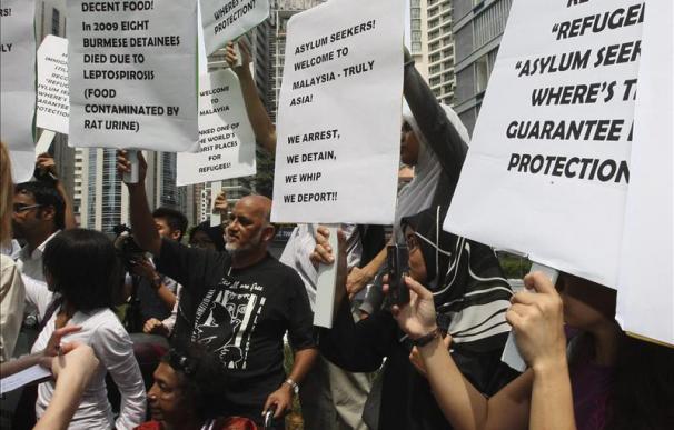 La Justicia ilegaliza el acuerdo de Australia con Malasia para intercambiar inmigrantes
