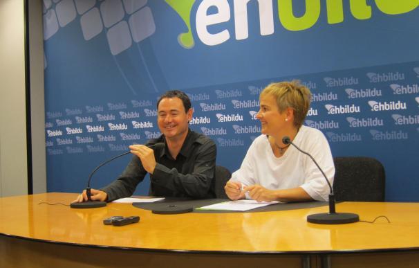 """EH Bildu cree que las """"amenazas"""" del Estado pueden lograr unir a """"todos los demócratas vascos para hacerle frente"""""""