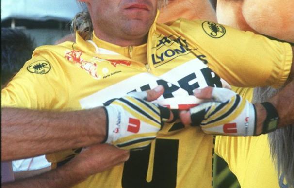 Falleció Laurent Fignon, doble campeón del Tour de Francia