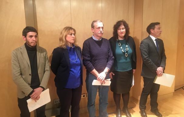 El Parlamento vasco lleva al Congreso una ley para compensar a las víctimas del amianto