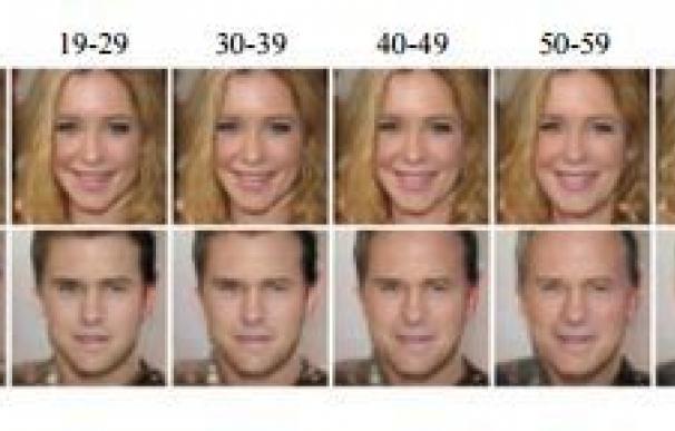 Inventan un algoritmo capaz de mostrar cómo seremos con más de 60 años