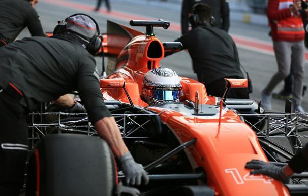 Preocupación en McLaren: si no resuelven ya los problemas, no serán competitivos hasta mayo