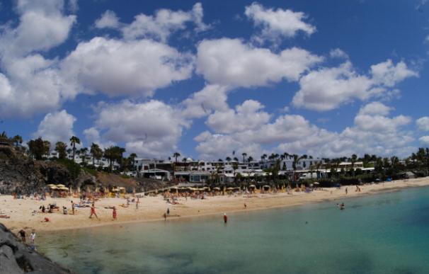 Playa de Cofete en Canarias