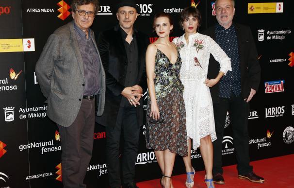 Los actores españoles coinciden en la importancia del Festival de Cine de Málaga