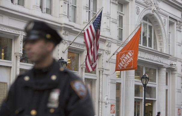 Dos muertos durante un tiroteo en una abarrotada tienda de Nueva York
