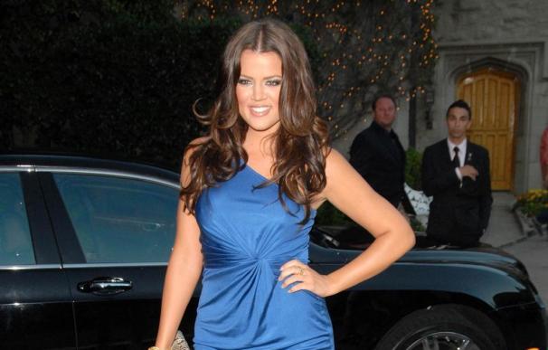 Khloe Kardashian envidia los pechos de su hermana Kim